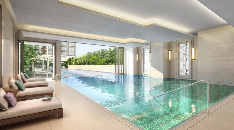 Indoor Heated Pool * #