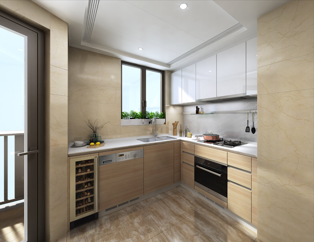 Attirant Kitchen Of Typical Units Part 59 Design Hk Peenmedia Com.